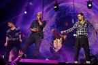 Image 7: JLS - Jingle Bell Ball 2010