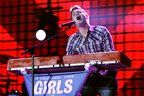 Image 1: Scouting for Girls performing at the Jingle Bell Ball 2010