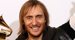 David Guetta this years Grammy Award Winners