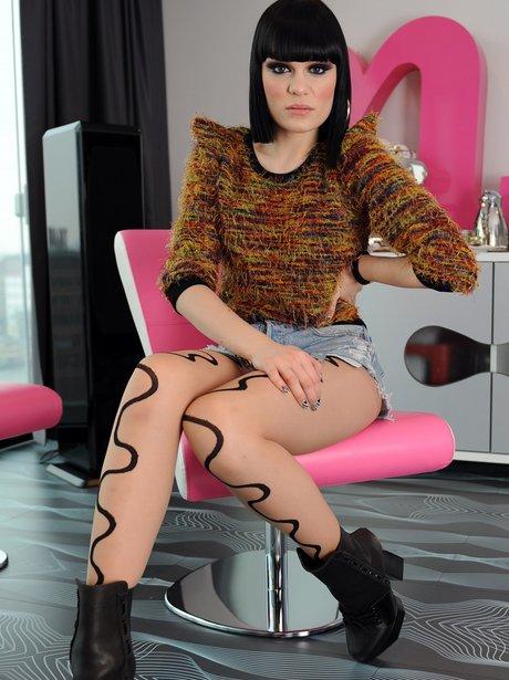 British Singer Jessie J In Berlin