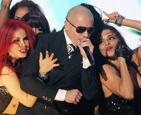 2011 Billboard Latin Music Awards pitbull