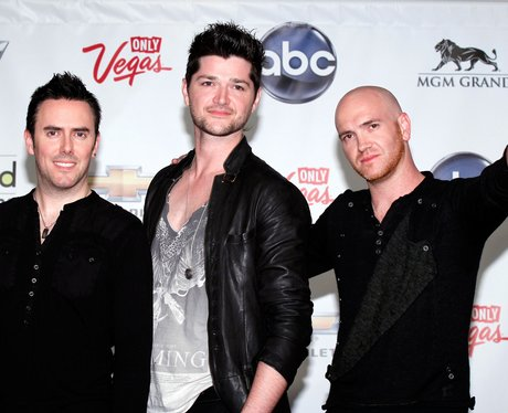 Billboard Music Awards 2011 The Script
