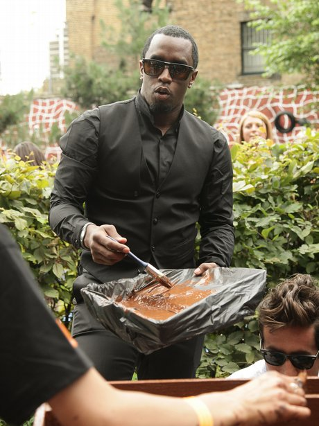 Photos Of The Week diddy in london