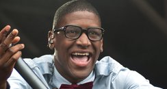 Labrinth performing live
