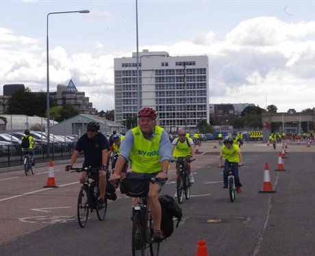 Southampton Sky Ride- In action!