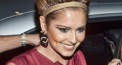 Cheryl Cole London Fashion Week