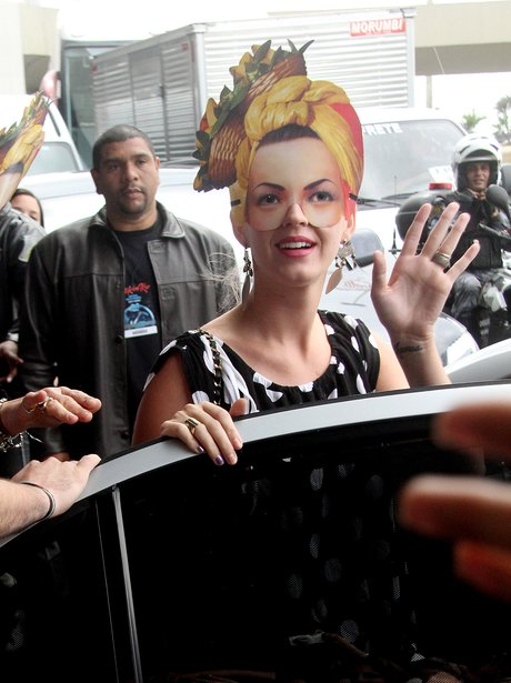 Katy Perry in Brazil