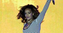 Rihanna Live In Brazil