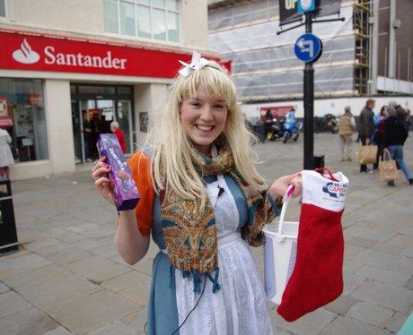 Secret Santa with Windows 7 in Newcastle