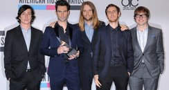 Maroon 5 American Music Awards 2011