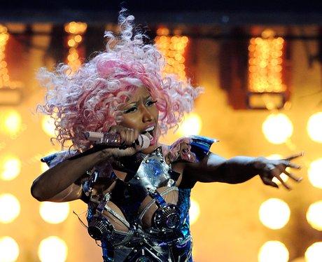 Nicki Minaj American Music Awards