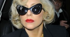 Lady Gaga As MArilyn Monroe