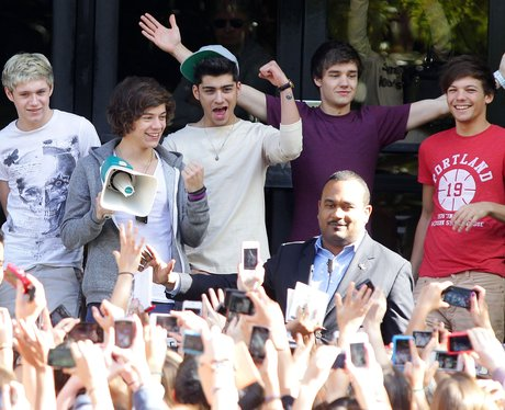 One Direction in Los Angeles