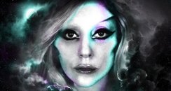 Lady Gaga posts born this way ball tour poster