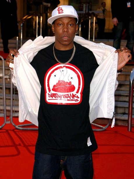 Dizzee Rascal at the 2006 BRIT Awards