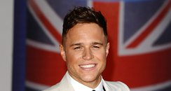 Olly Murs arrives at the 2012 BRIT Awards