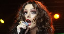 Cher Lloyd Performs in America