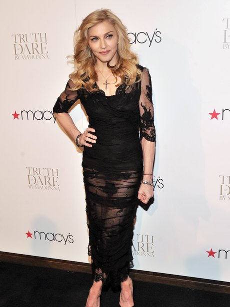 Madonna launches her new perfume
