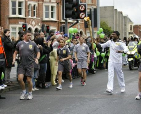 Olympic Torch Relay: Your Pics Day 4