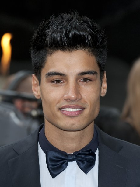 The wanted s siva kaneswaran dresses up in a tuxedo for the latest