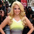 Tulisa attends the X Factor press launch