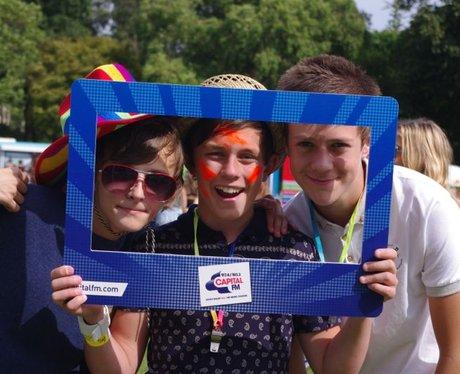 Mardi Gras Cardiff 2012