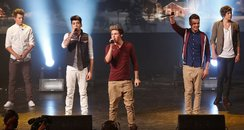 One Direction Live at iTunes Festival 2012