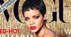 Rihanna in VOGUE 2012