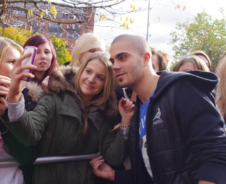 The Wanted - Friday 26th October 2012