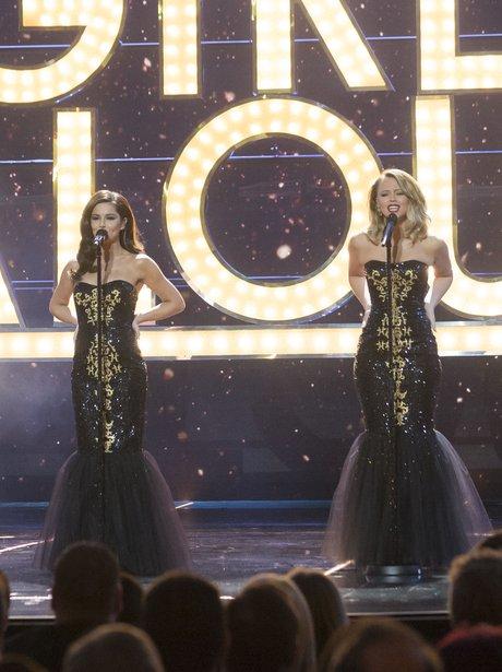 Girls Aloud Royal Variety Performance 2012