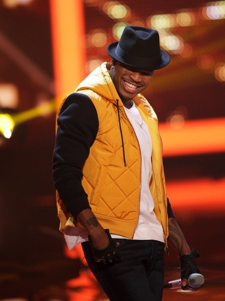 Ne-Yo performs on X Factor in Germany