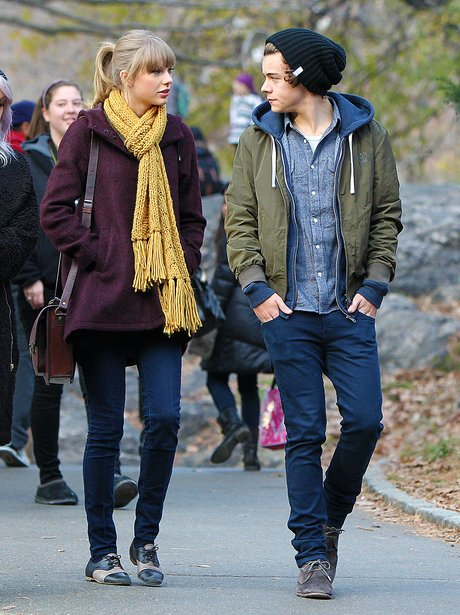 Harry Styles Has a Message for Ex-Girlfriend Taylor Swift