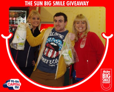 Big Smile Giveaway, South Coast