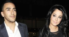Tulisa and Danny Simpson out in London