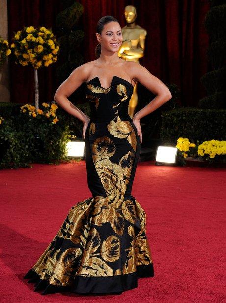 Beyonce Oscars 2009