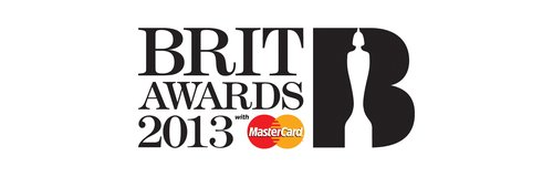 BRIT Awards Logo 2013