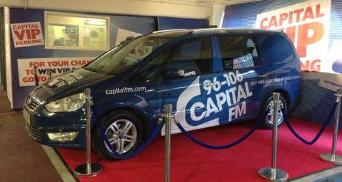 Capital VIP Parking Space