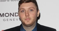 James Arthur attends the Raymond Weil pre-Brit Awa