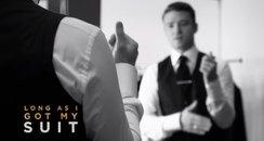 Justin Timberlake's 'Suit & Tie' Lyric Video