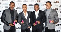 JLS Perfume Launch