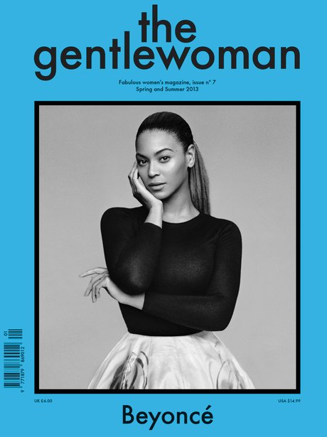 Beyonce The Gentlewoman Magazine 2013