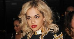 Rita Ora London Fashion Week 2013