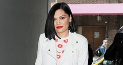 Jessie J heads to the studio