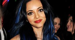Jade Thirwall blue hair