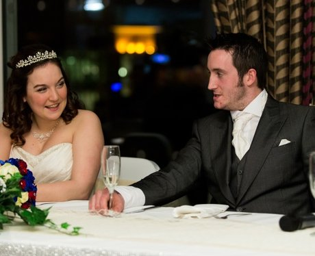 JoJo's Shotgun Wedding - The Wedding