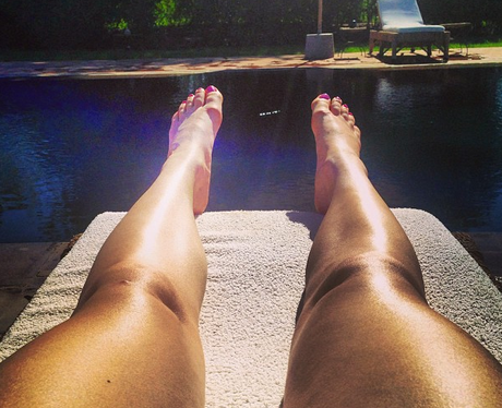 Jessie J Feet On Instagram