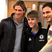 Image 6: Justin Bieber, Frank Lampard and Fernando Torres