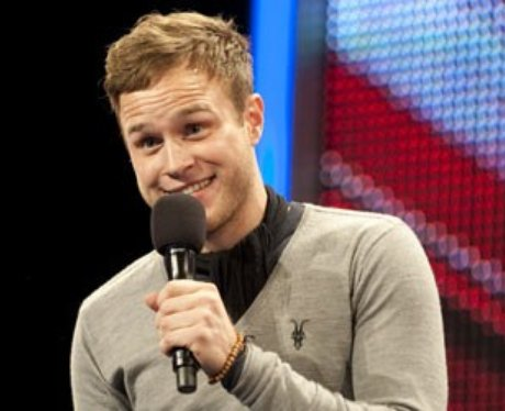 Olly Murs in his first audition on The X Factor