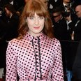 Florence Welch attends Cannes film festival 2013