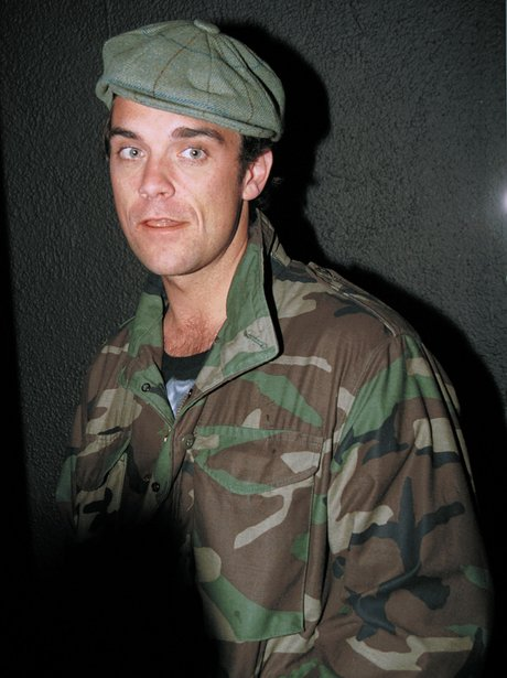 Robbie Williams Hat